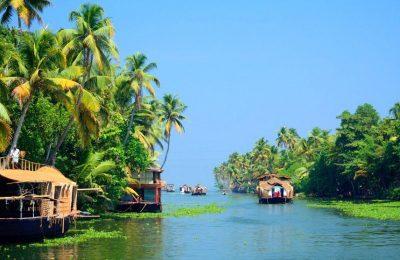 تقرير رحلتي إلى كيرلا الهند