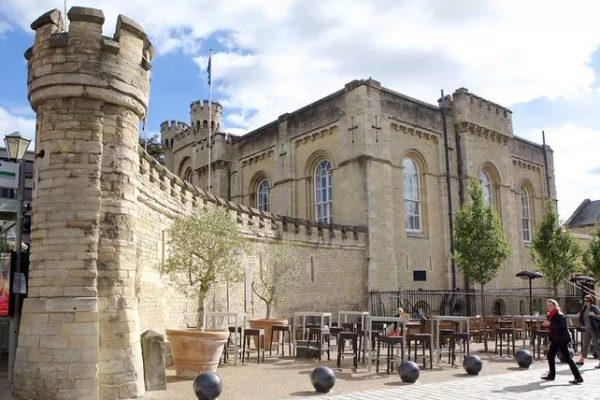 قلعة اكسفورد