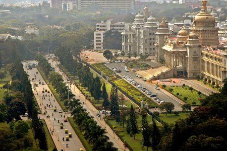 رحلتى إلى بنجلور الهند