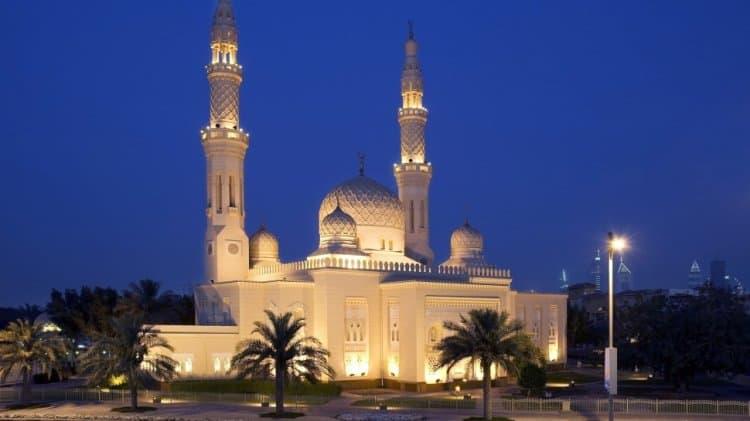 زيارة مسجد جميرا