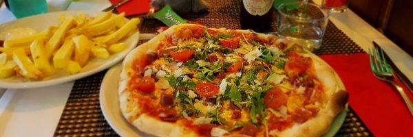 مطعم Restaurante La Romantica Pizzeria