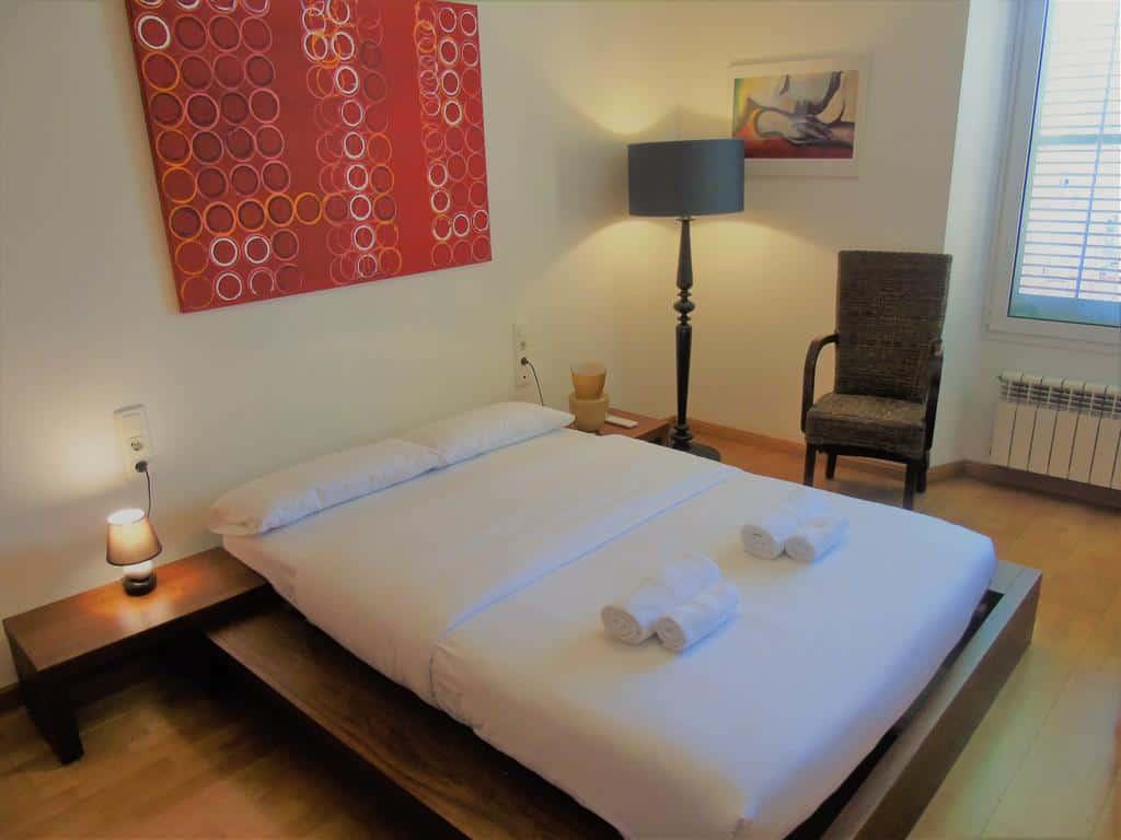 1.شقة برشلونة رامبلا