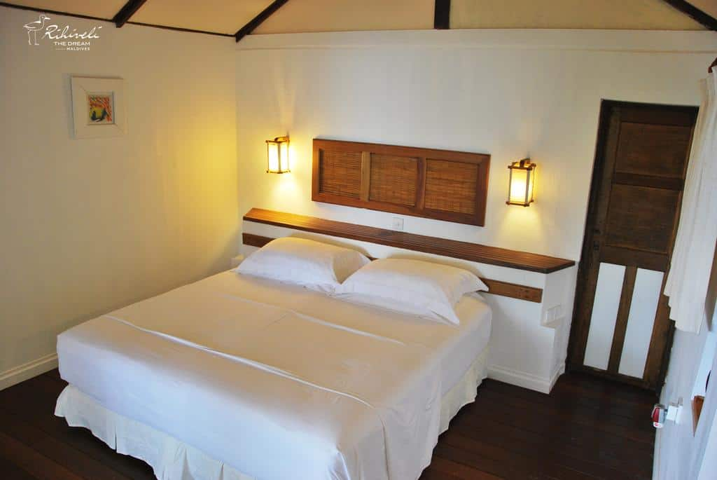 10. منتجعRihiveli The Dream, Maldives