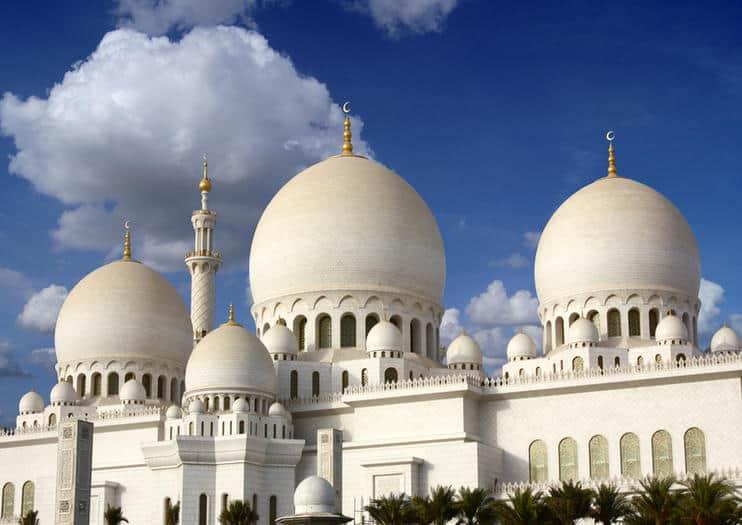 زيارة جامع الشيخ زايد بن سلطان