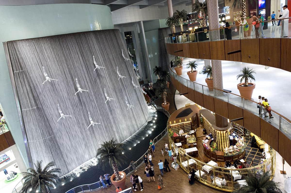 زيارة دبي مول الإمارات