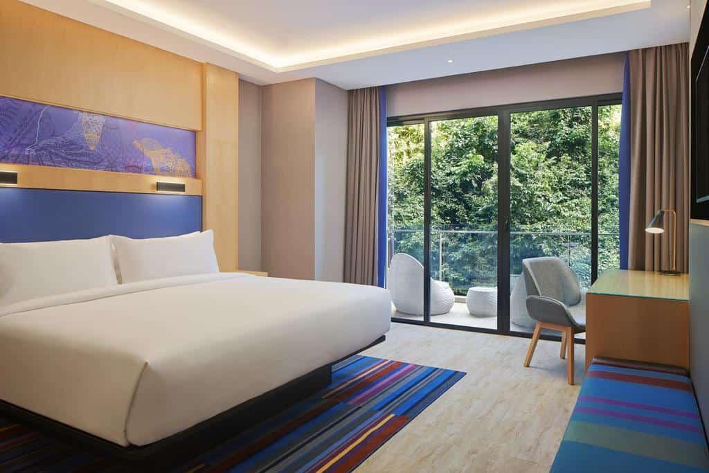 4.فندقAloft Langkawi Pantai Tengah