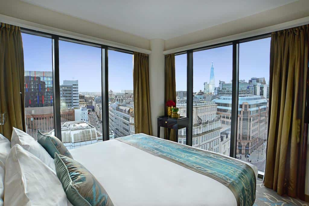 6.فندق Dorsett City London