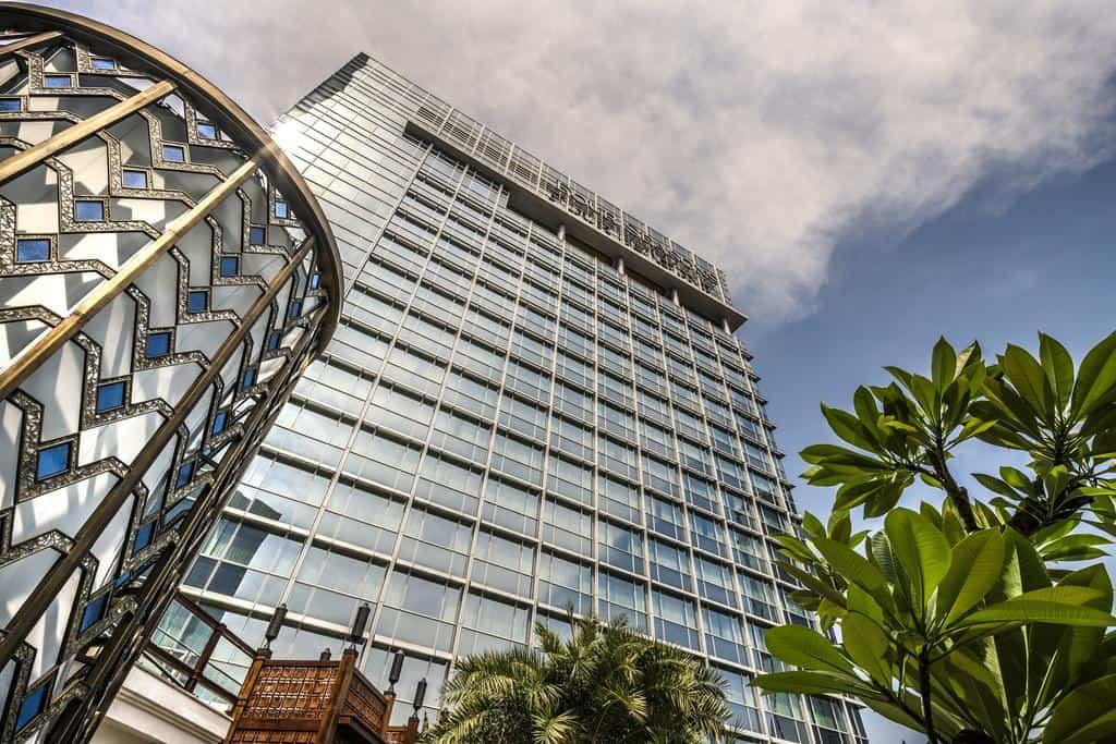 تقرير شامل عن فندق فورسيزون جاكرتا