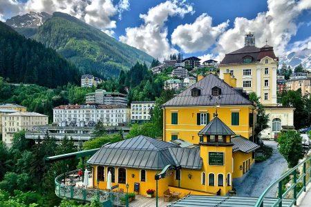 اجمل 9 من أماكن السياحة في باد جاستين النمسا