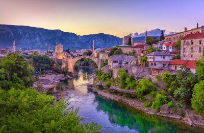 تكلفة السفر إلى البوسنة والهرسك