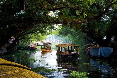 تكلفة السفر في كيرلا الهند