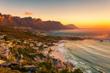 تكلفة السفر إلى جنوب إفريقيا