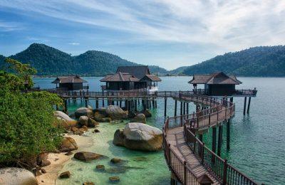 افضل 4 أنشطة يمكنك القيام بها في جزيرة بانكور ماليزيا