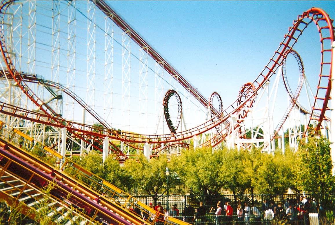 Six Flags California