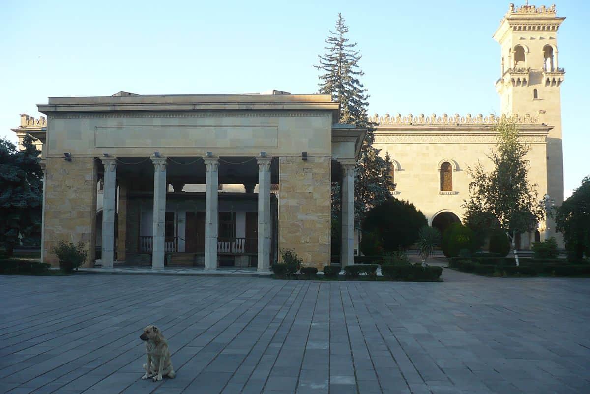 متحف ستالين في غوري