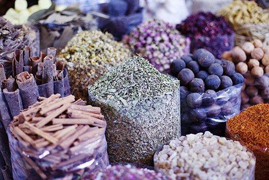 سوق التوابل دبي