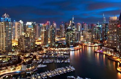 تكلفة السياحة في دبي، الامارات العربية المتحدة