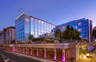 تقرير عن فندق بريزيدنت ويلسون جنيف