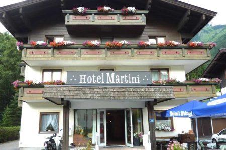 تقرير عن فندق مارتيني في كابرون