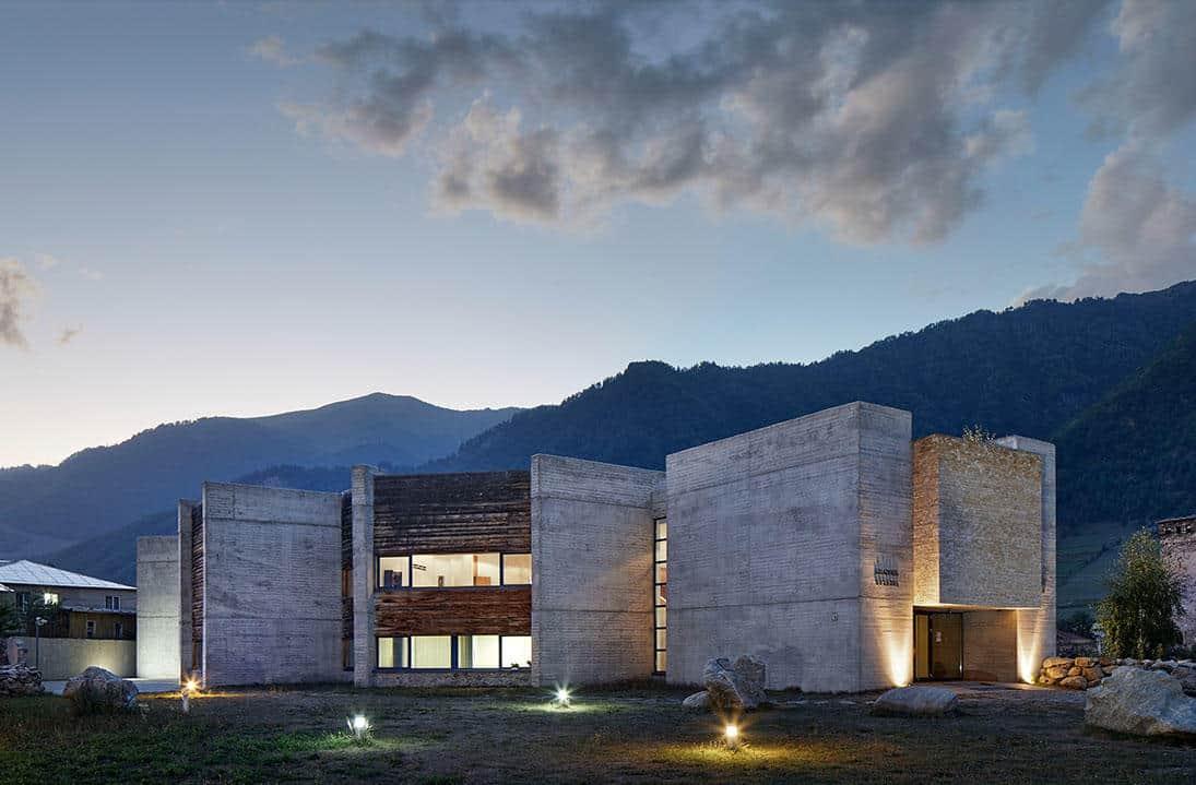 متحف سفانيتي للتاريخ والاثنوغرافيا في ميستيا