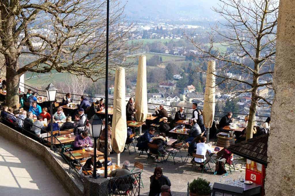 افضل 5 مطاعم حلال في سالزبورغ النمسا