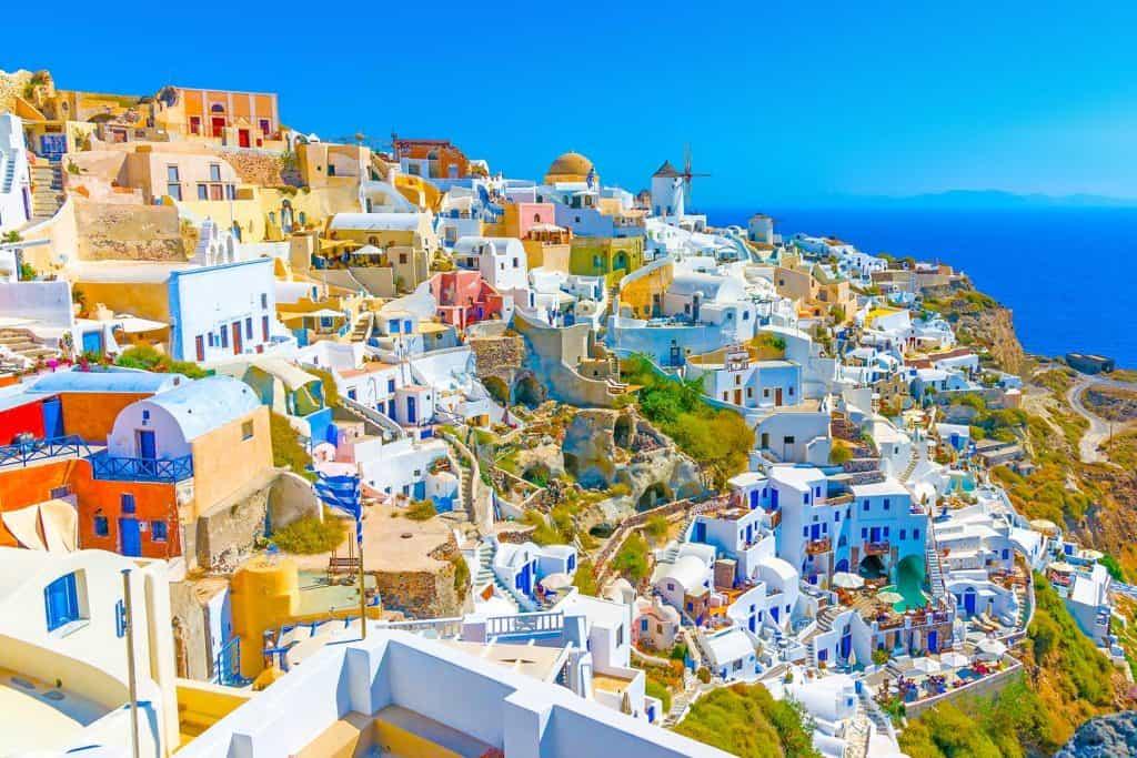 تفاصيل رحلتي السياحية إلى اليونان