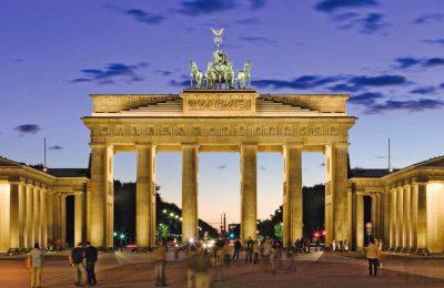 اين تقع برلين المسافات بينها وبين اهم مدن المانيا