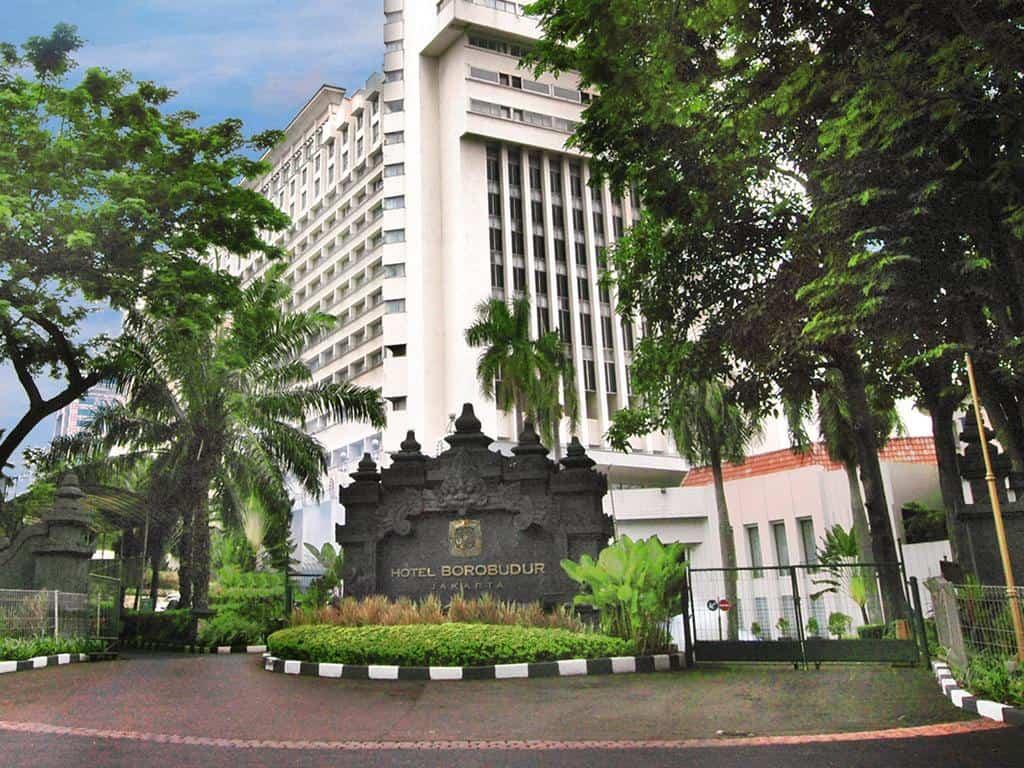 تقرير شامل عن فندق بوروبودور جاكرتا