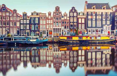 تقرير عن افضل المناطق السياحية في هولندا