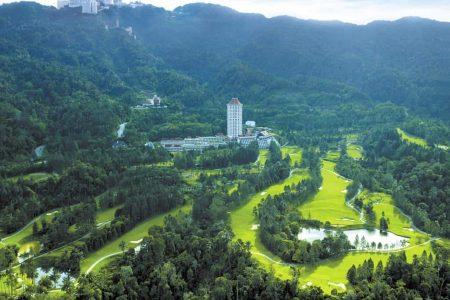 تقرير شامل عن فندق اوانا جنتنج ماليزيا