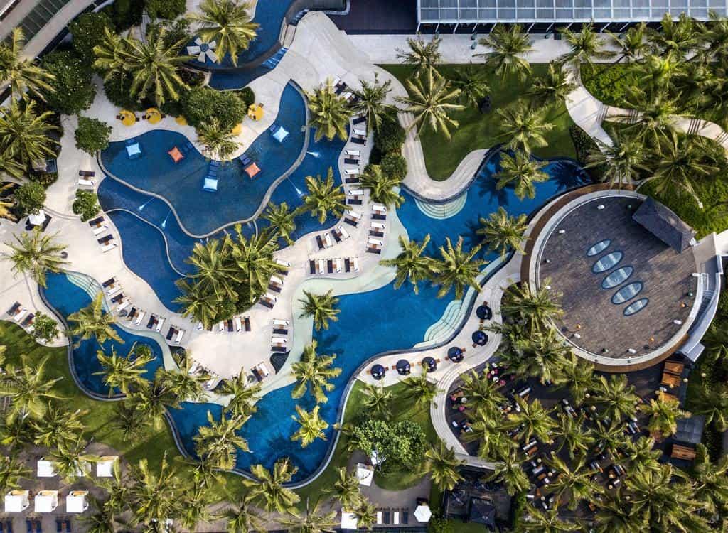 تقرير عن فندق w بالي اندونيسيا