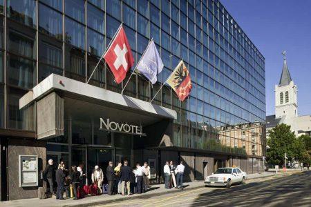 تقرير شامل عن فندق نوفوتيل أحد افضل خياراتنا في جنيف