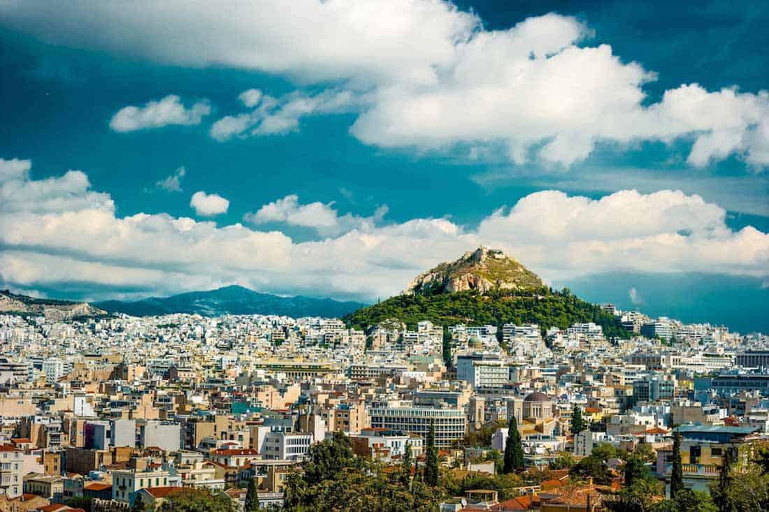 مدينة أثينا