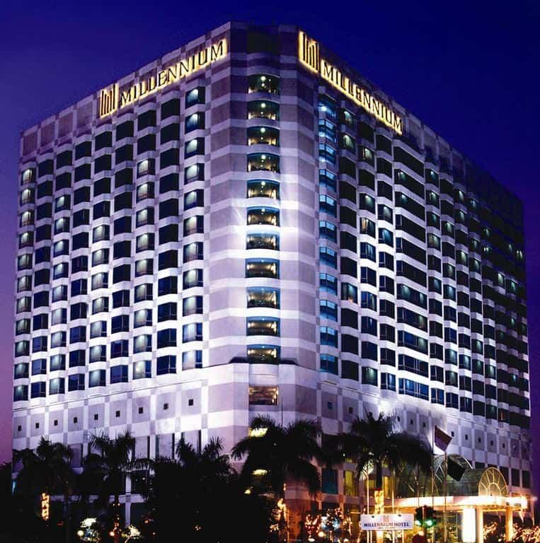 تقرير مفصل عن فندق ميلينيوم جاكرتا