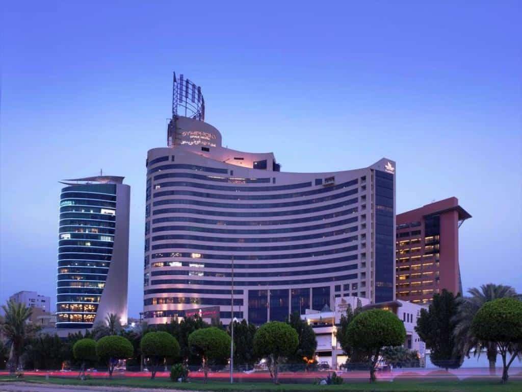 افضل فندق في الكويت فندق سيمفوني ستايل
