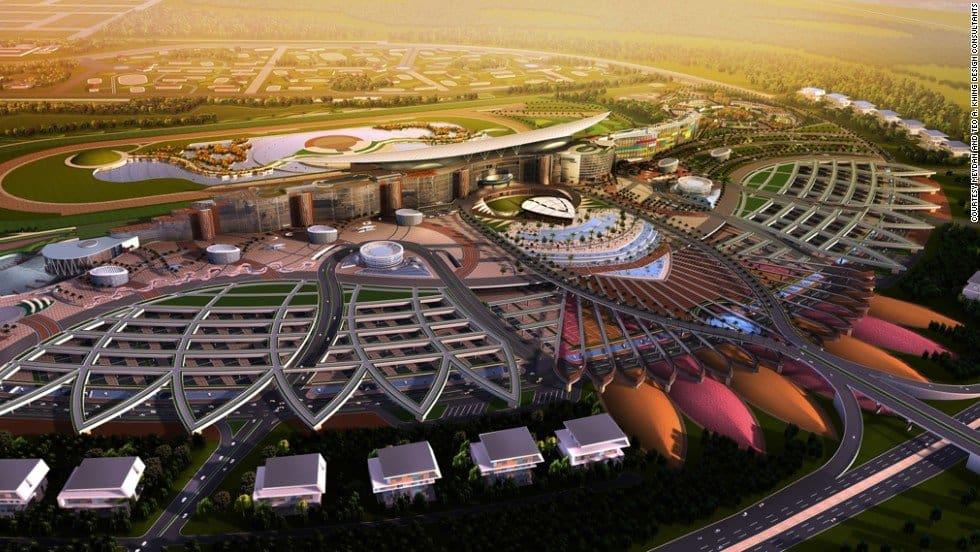 زيارة مضمار ميدان دبي