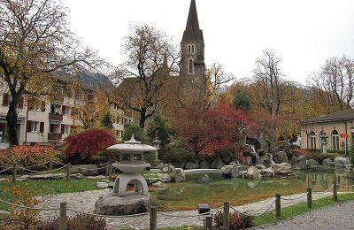 افضل أنشطة في الحديقة اليابانية انترلاكن سويسرا