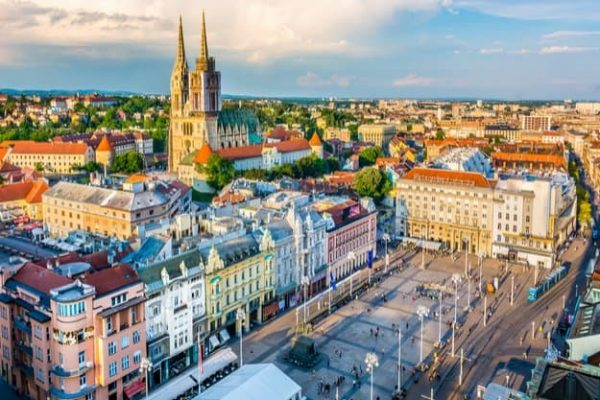 مدينة زغرب Zagreb