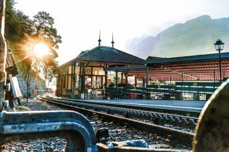 افضل أنشطة في قطار الطبيعة في انترلاكن سويسرا