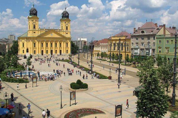 مدينة دبرتسن Debrecen City