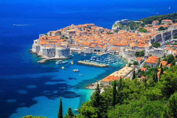 مدينة دوبروفنيك Dubrovnik