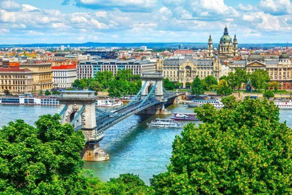 مدينة بودابست Budapest City