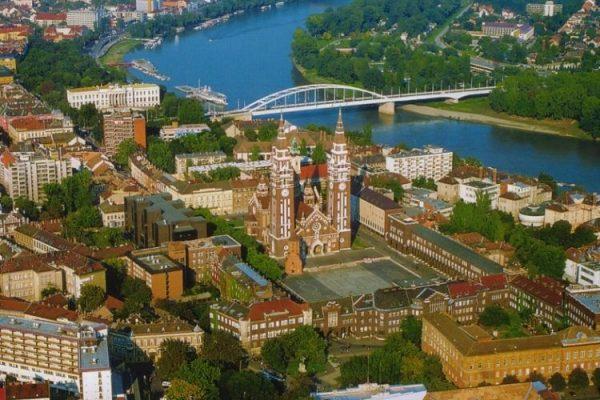 مدينة سيجد Szeged City