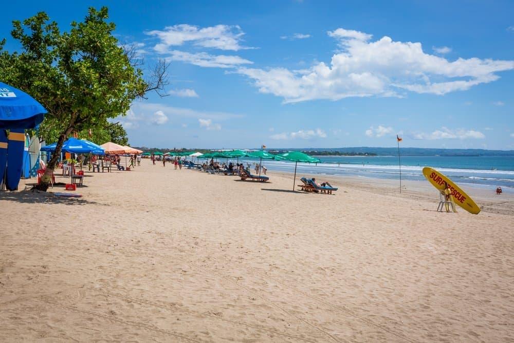 شاطئ كوتا – جزيرة بالي