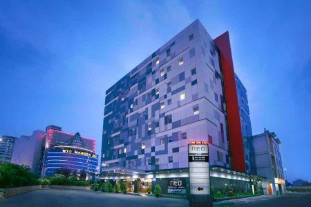 تقرير شامل عن فندق نيو مانغا دوا (نيو جاكرتا)