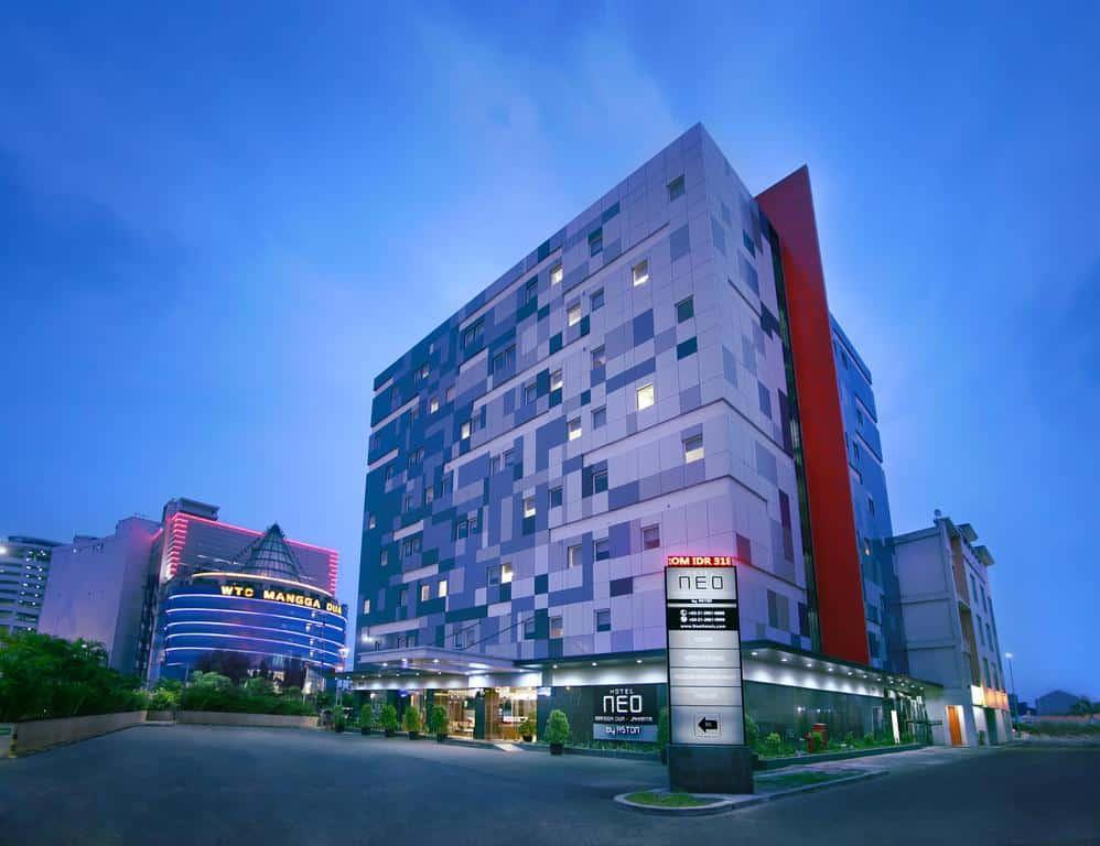تقرير شامل عن فندق نيو مانغا دوا نيو جاكرتا