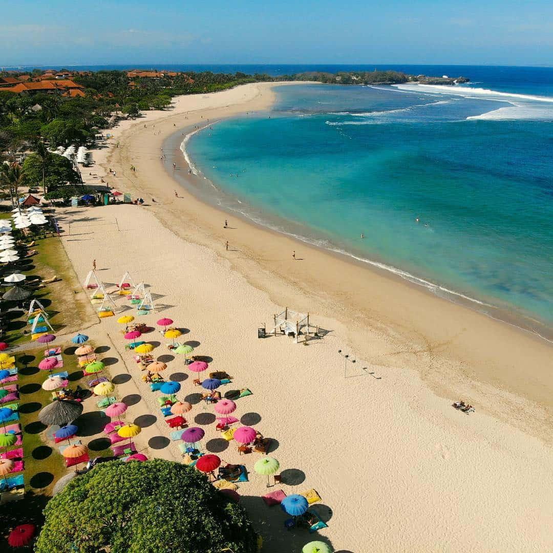 شاطئ نوسا دوا – جزيرة بالي