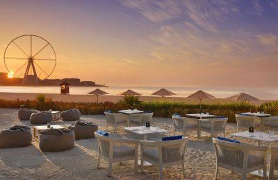 افضل 5 مطاعم على البحر في دبي