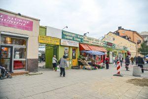 سوق Różyckiego