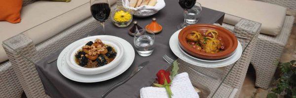 مطعم رياض القلعه Restaurant Riad Kalaa